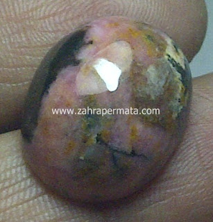 Batu Permata Red Borneo - ZP 472