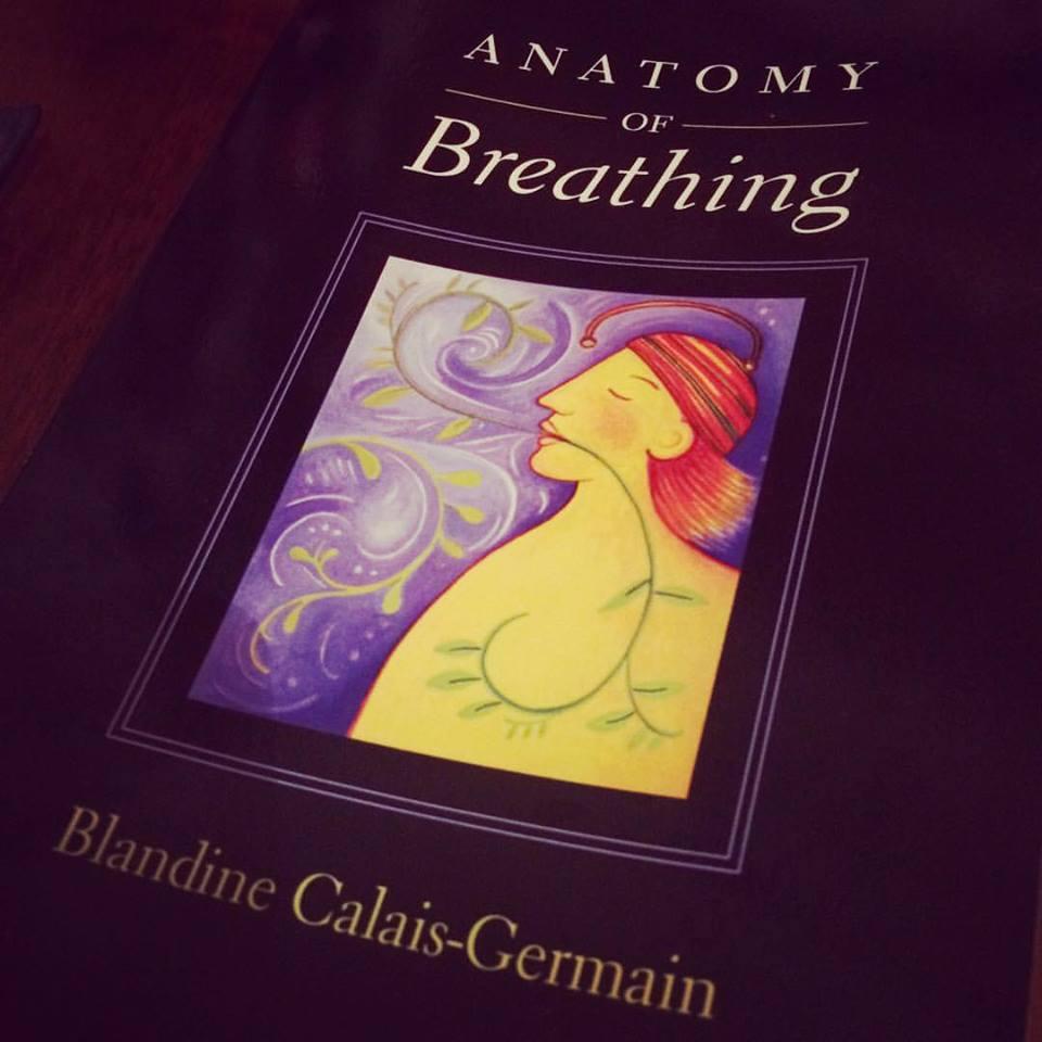anatomy of breathing blandine calais germain pdf