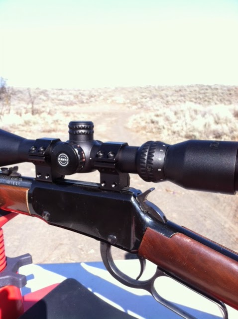 Hawke Sport HD IR 3-9X40 Rimfire scope