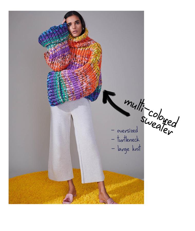 Knitwear Trends 2018