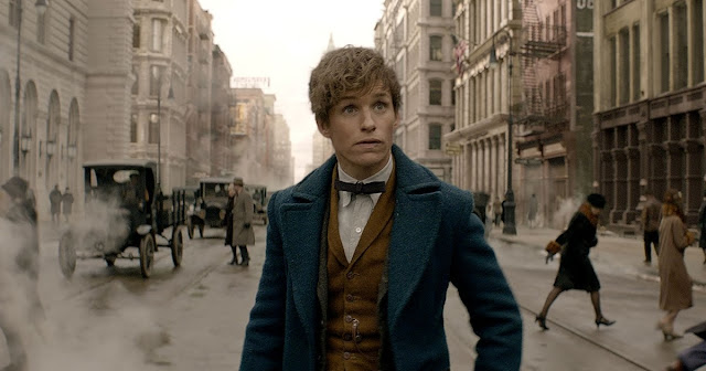 Newt Scamander outfit