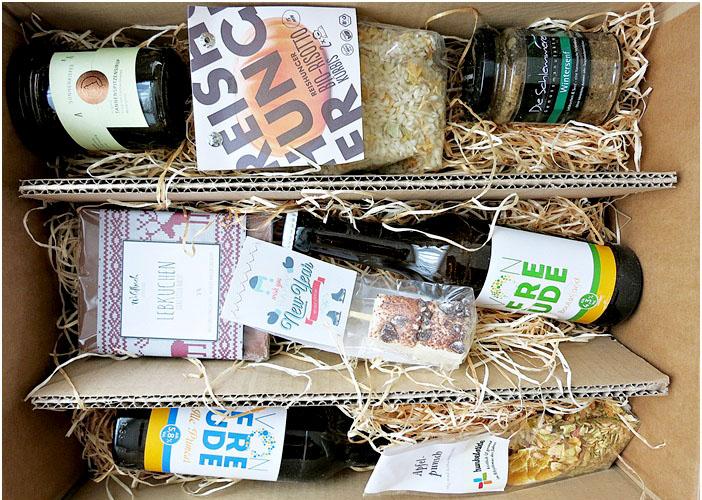 Foodvibes :: die Feinkost Überraschungs-Box