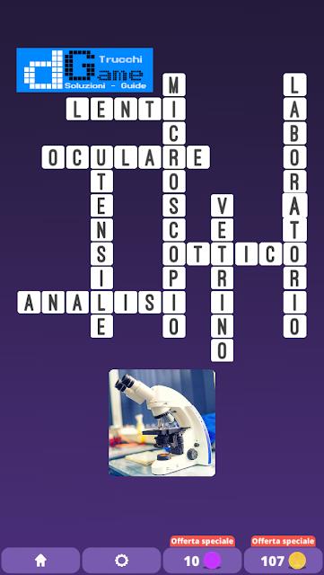 Soluzioni One Clue Crossword livello 17 schemi 15 (Cruciverba illustrato)  | Parole e foto