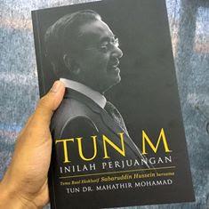 [Buku] Tun M - Inilah Perjuangan