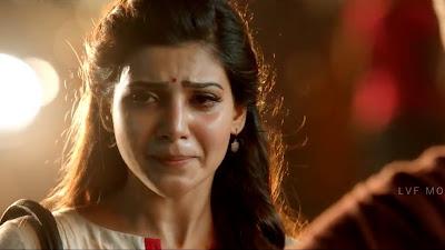 Samantha Ruth Prabhu Cry HD Image In Mersal