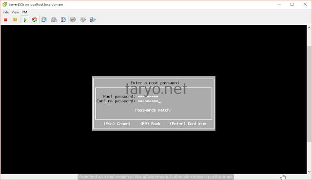 Perkenalan dan Installasi VMWare ESXi  (VMWare vSphere Hypervisor™)