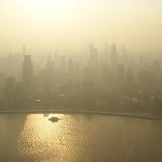 Pollution à Shanghai : le treisième plan quinquennal prévoit un réduction des émissions de CO2 et d'autres polluants