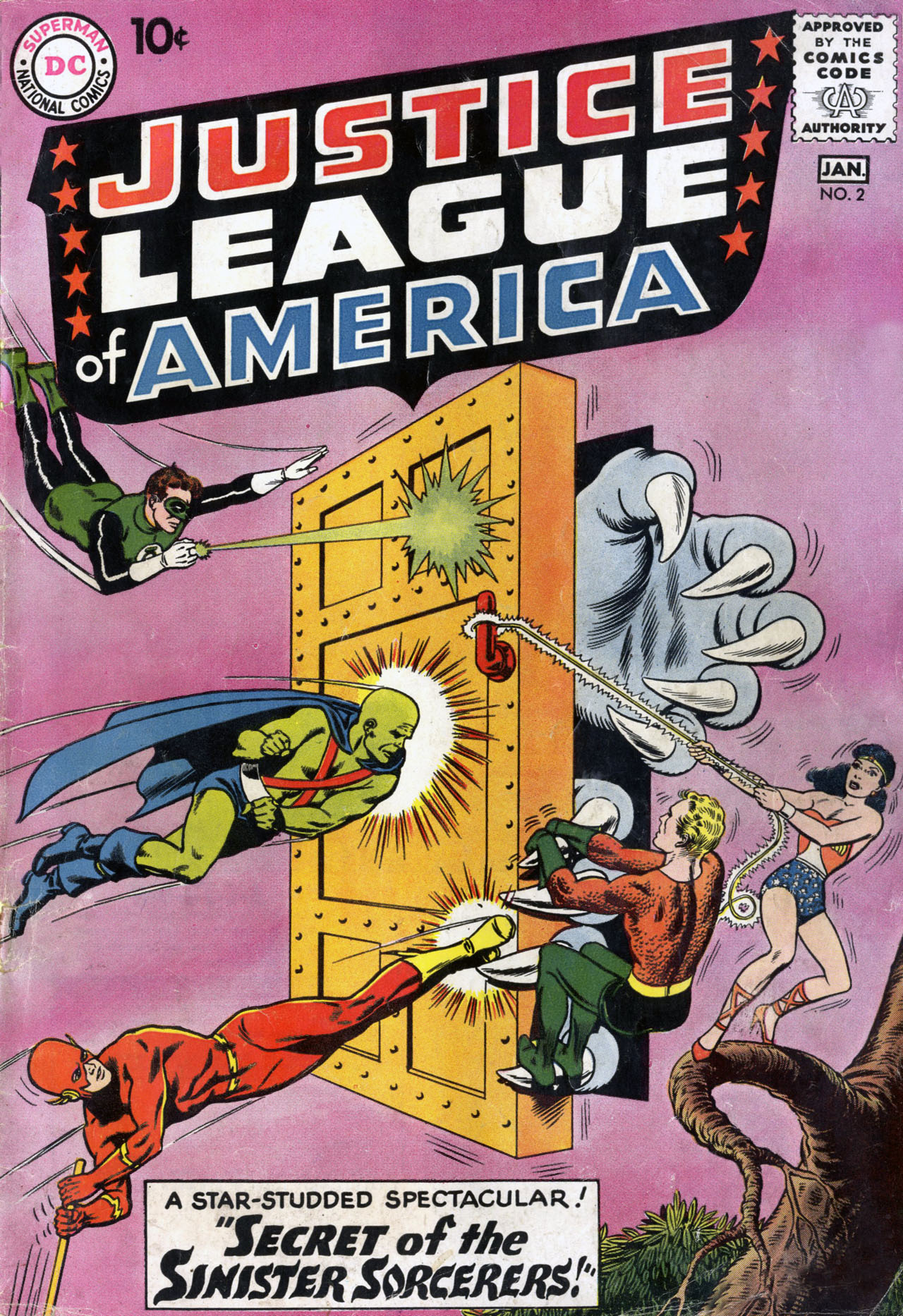 Justice League of America (1960) 2 Page 1