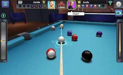 3D Poll Ball APK Mod