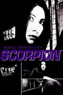 la femme scorpion affiche
