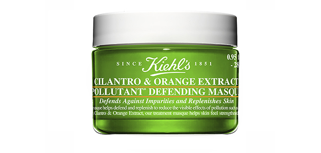 KIEHL'S - CILANTRO & ORANGE EXTRACT POLLUTANT DEFENDING MASQUE
