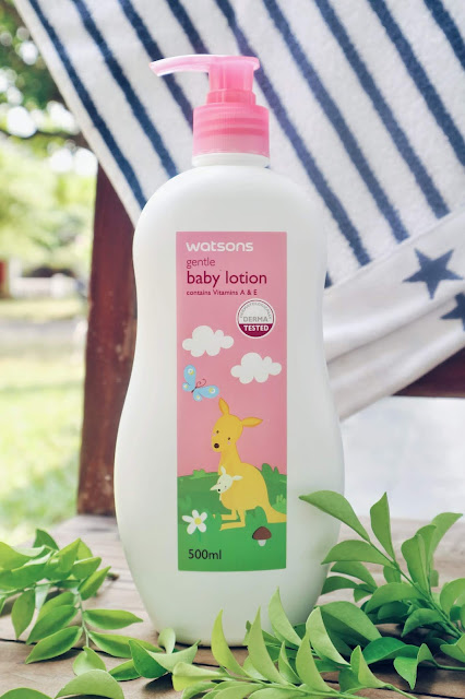 Review Toiletries Baby Watson