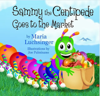 Sammy the Centipede Goes to Market