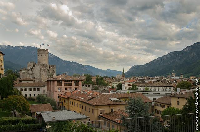 Trento visitar Italia