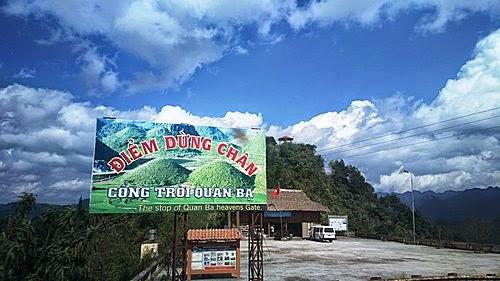 du lịch Hà Giang - cổng trời quản bạ