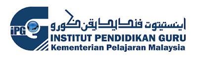 kalendar aktiviti Permohonan IPG 2016 Online