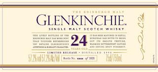 Glenkinchie 24