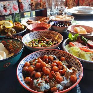 locca cafe gaziantep menü locca cafe emek şehitkamil locca cafe iftar menüsü gaziantep iftar mekanları