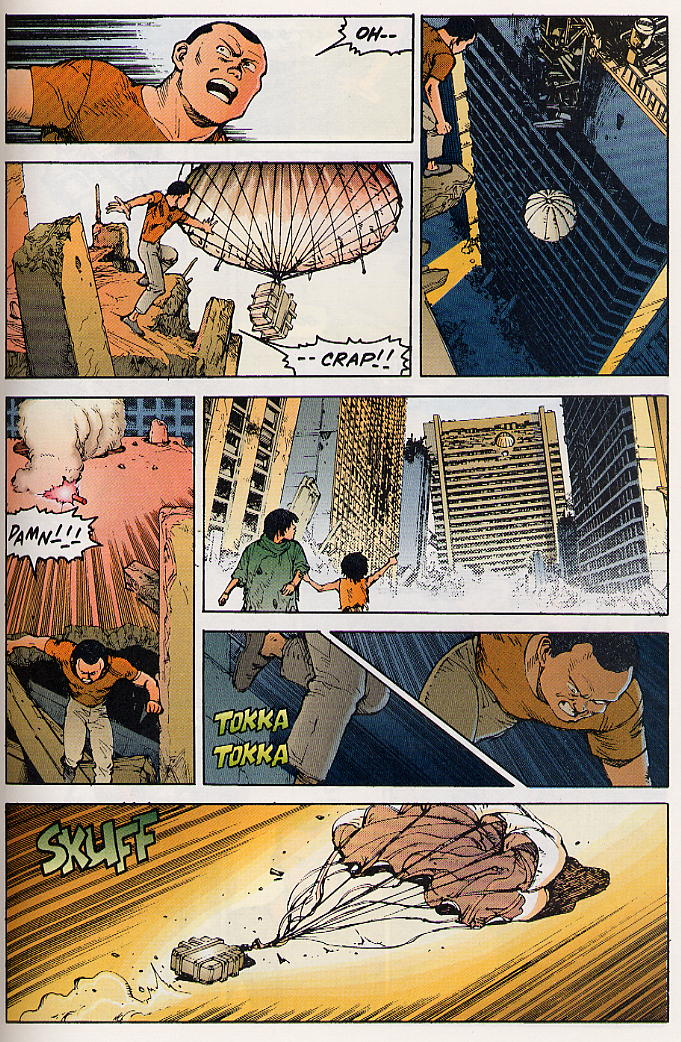 Read online Akira comic -  Issue #26 - 50