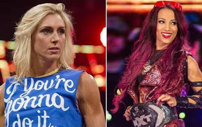 Sasha Banks vs Charlotte Summerslam predictions, results