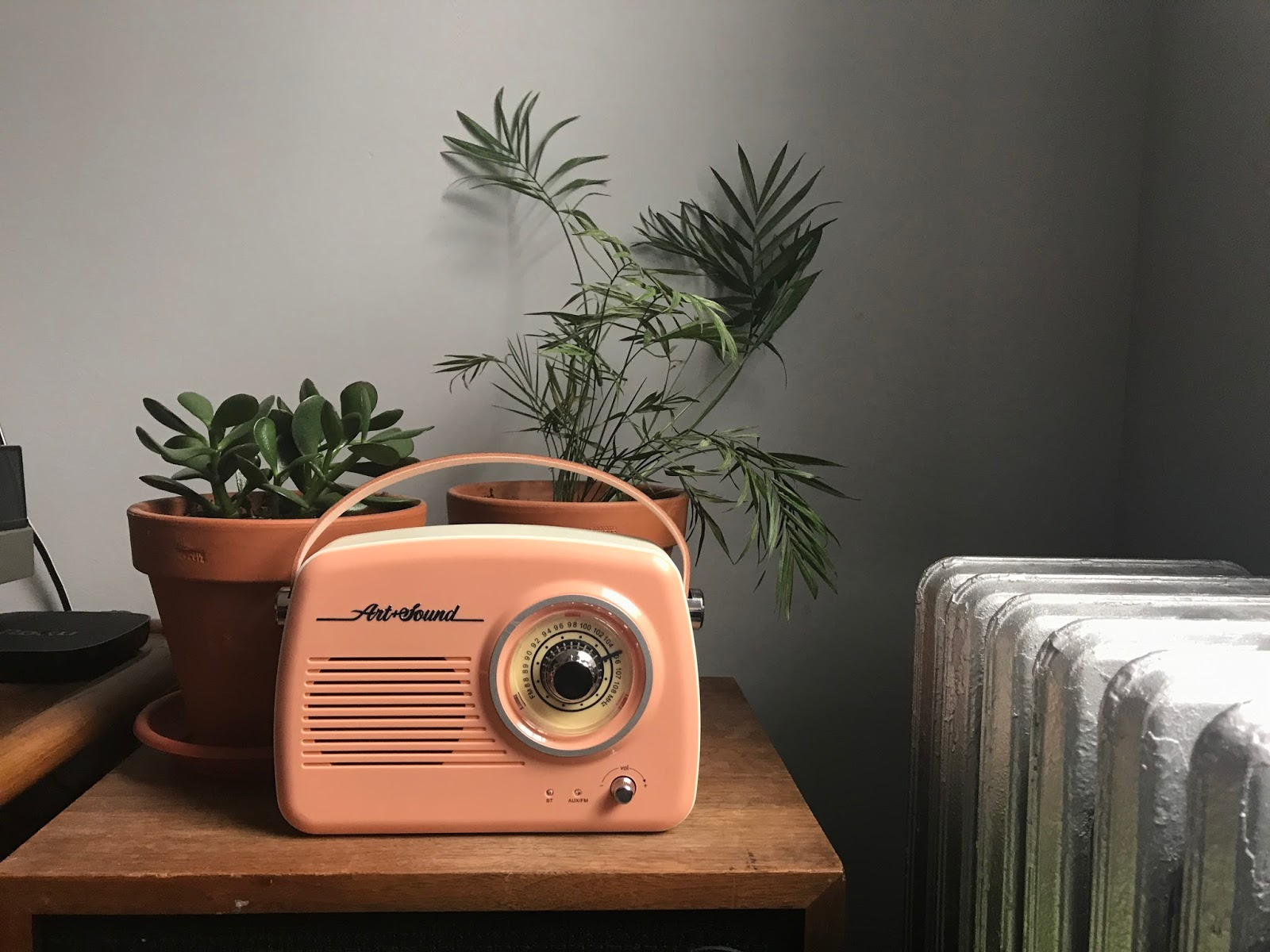 cute hipster art and sound radio