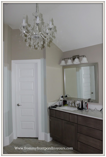 Master Bathroom-Vanity-Double-Chandelier-From My Front Porch To Yours