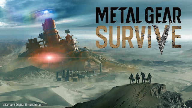 Spesifikasi Game Metal Gear Survive Untuk PC Spesifikasi Game Metal Gear Survive Untuk PC
