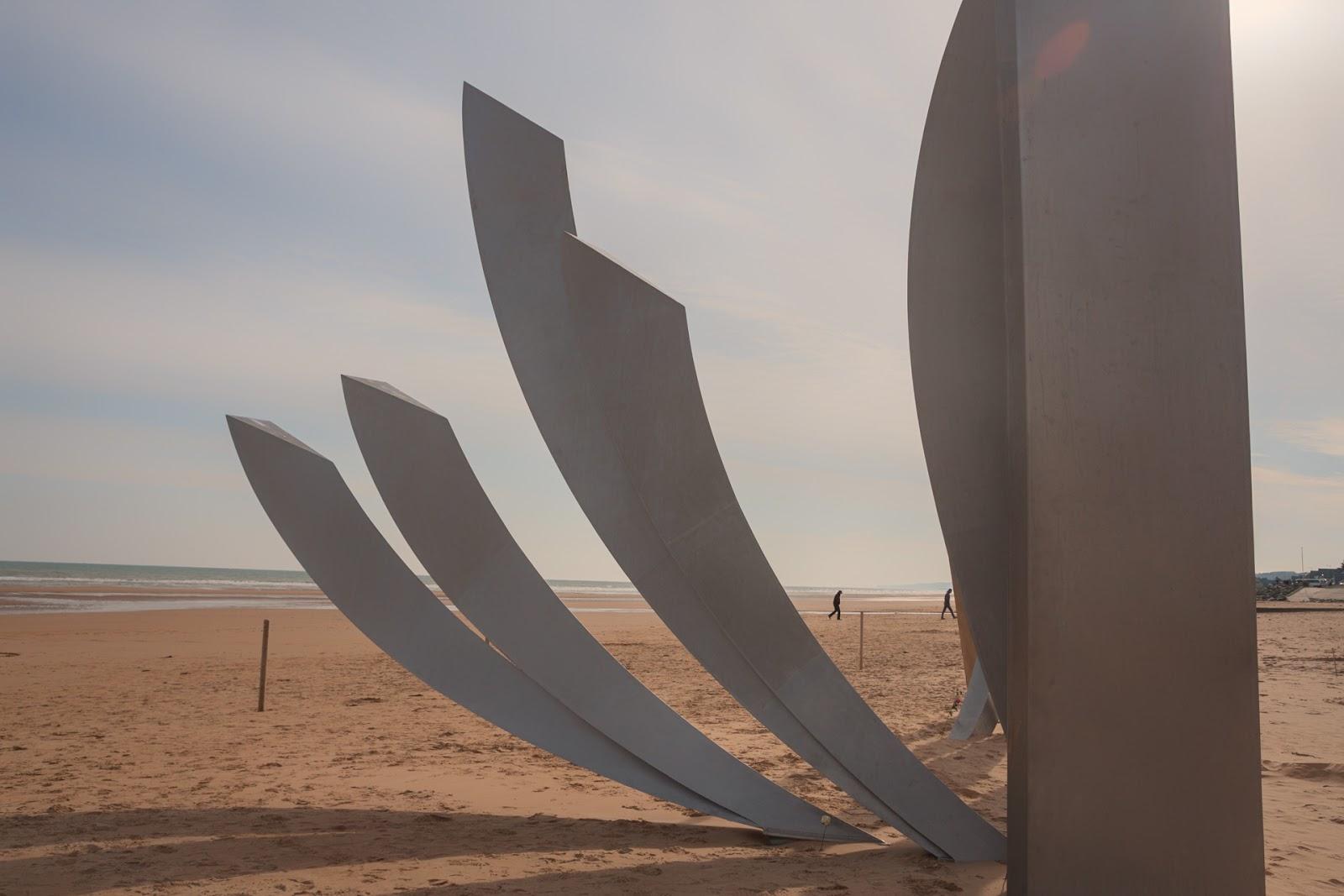 omaha beach plage du debarquement