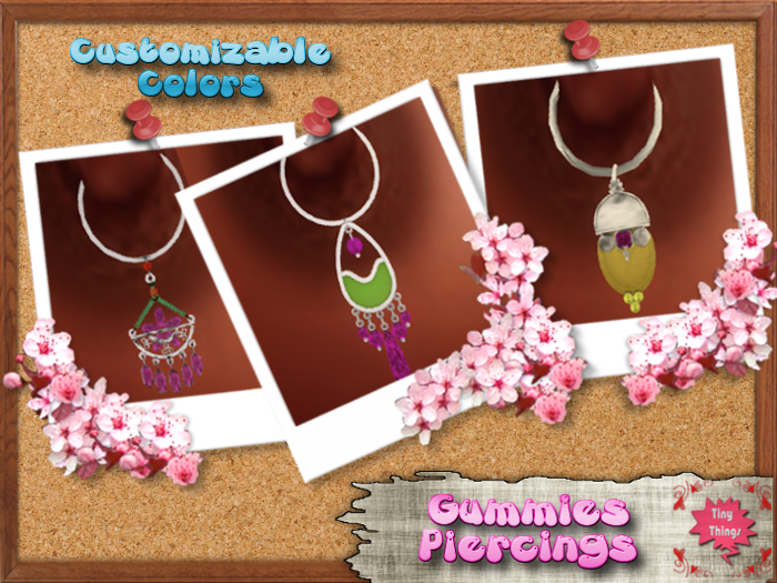 https://marketplace.secondlife.com/p/Tiny-Things-Gummies-Piercings-Wear-me/7050784