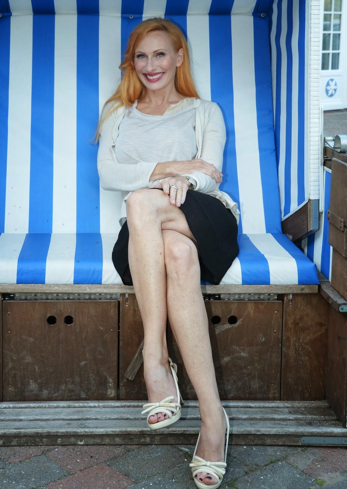 Andrea Kiewel Feet   Hot Girl HD Wallpaper