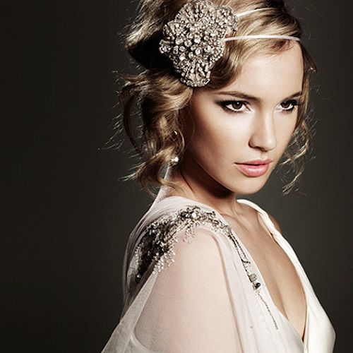 Great Gatsby Hairstyles for Wedding Ideas | Female Network