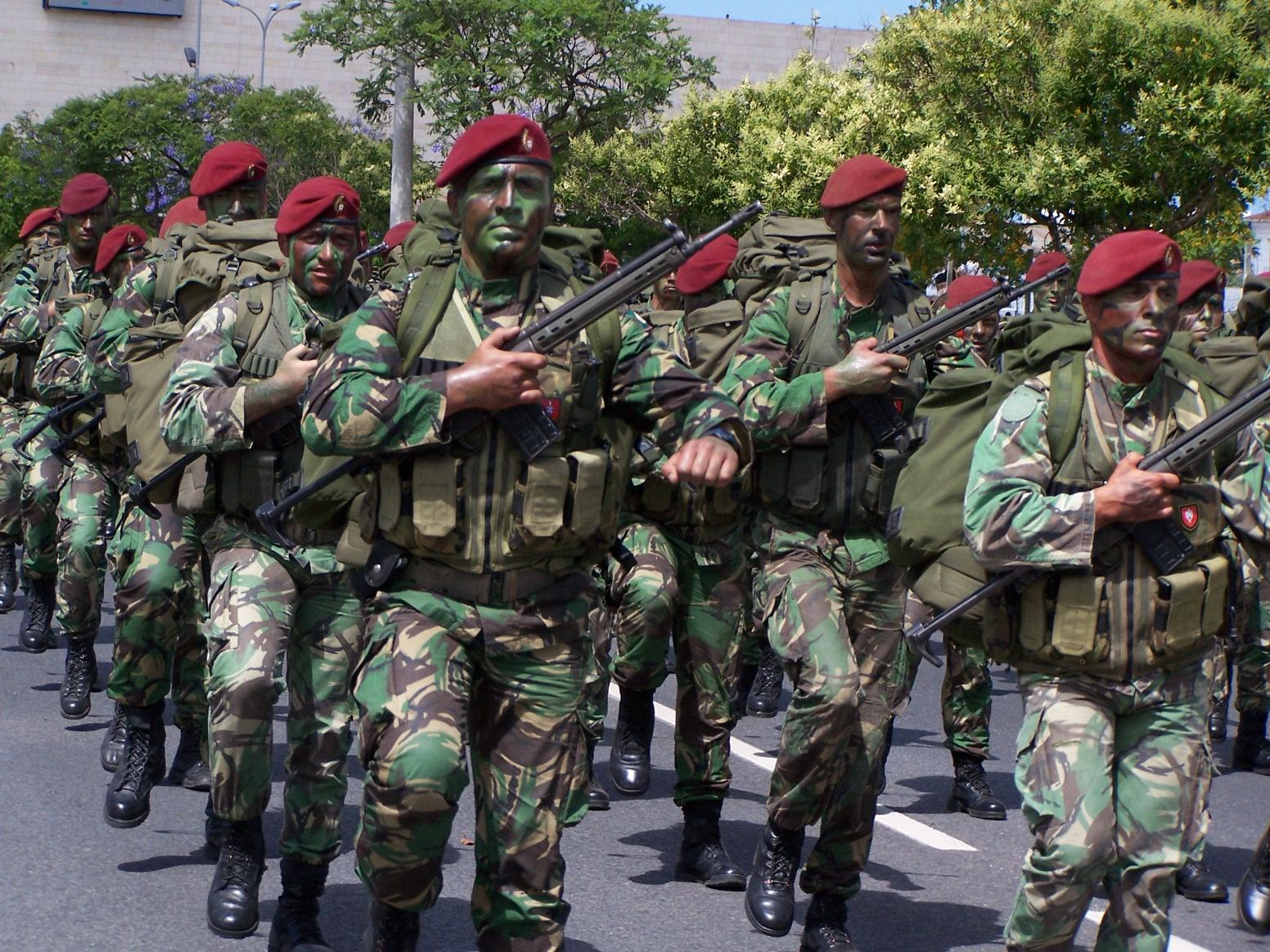 a0bc2fb3f2907 Orbis Defense  Dezessete militares do Exército Português desistem do ...