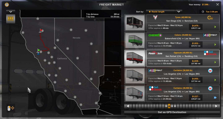 SCS Software's blog: American Truck Simulator Map DLC Clarifications
