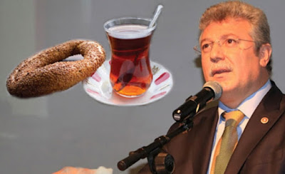 Çay-simit