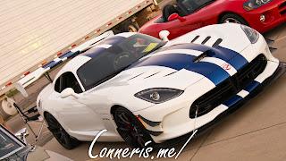 Dodge Viper GTS-R Front Angle