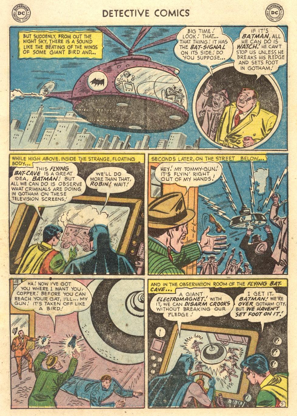 Read online Detective Comics (1937) comic -  Issue #186 - 7