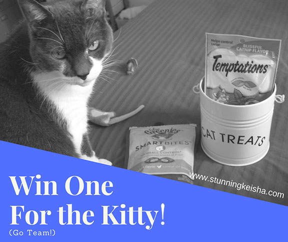 Win One For the Kitty!