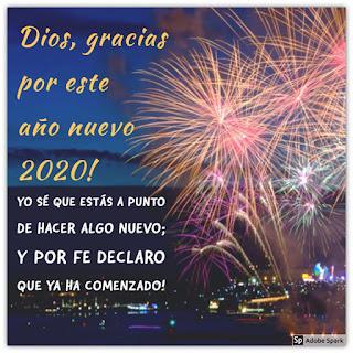 Oración para Año Nuevo - Para Iniciar con la Bendición de Dios