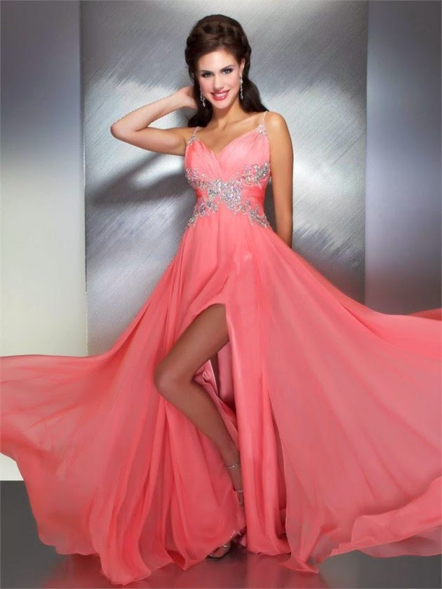 Increibles vestidos de fiesta elegantes para ocasiones especiales ...