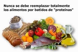 Verduras, frutas y alimentos integrales para aumentar tu masa muscular