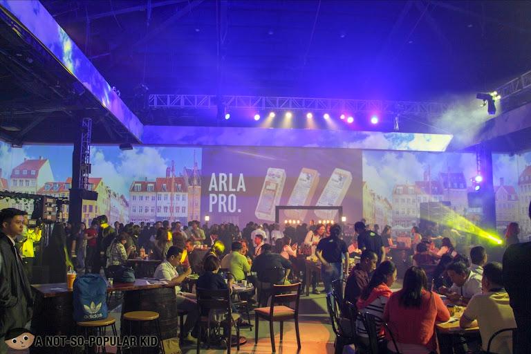 Arla Pro Launching in Green Sun Hotel