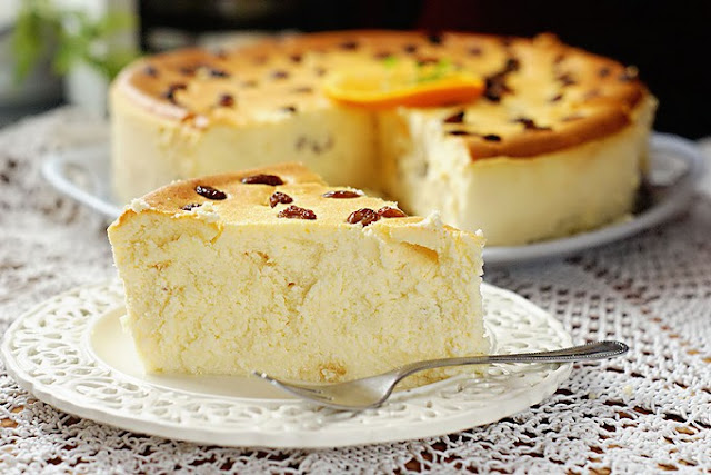 quark cheese cake