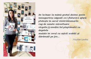 poezia basarabeana Nicolae Leahu