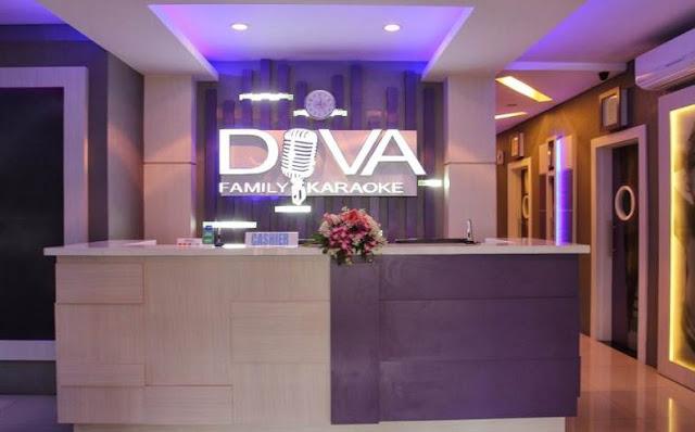 Diva Family Karaoke Medan