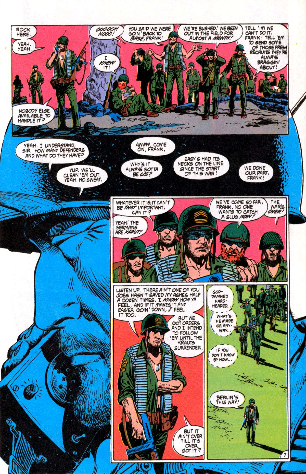 Swamp Thing (1982) Issue #82 #90 - English 8