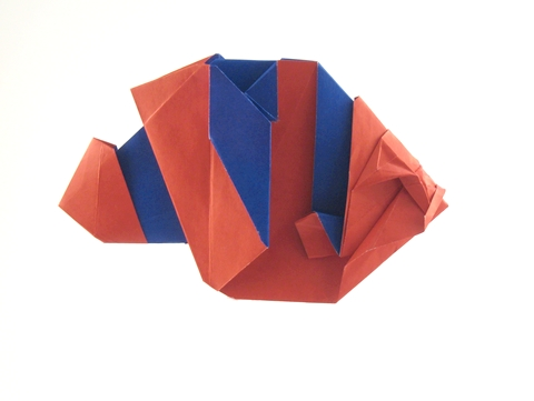 Origami Fish Diaz 3d Make Easy Origami For Instructions