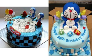 Kue Doraemon Keren