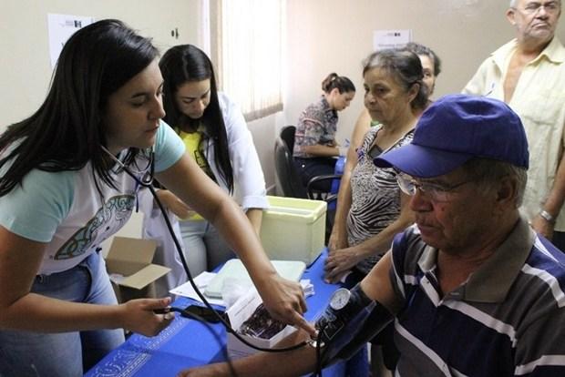 Vereador realiza Dia Municipal de Combate ao Diabetes em Santa Cruz do Capibaribe