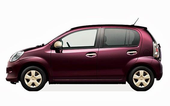 Fuel Economy: 2010-2014 Toyota Passo Fuel Economy