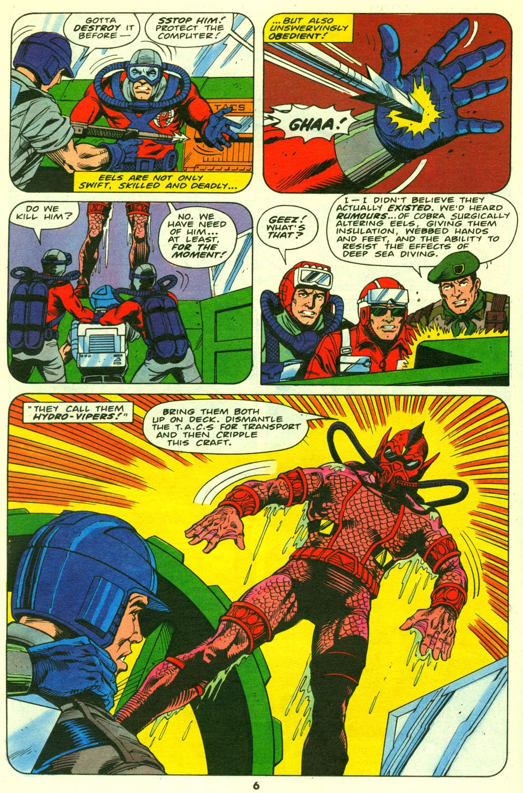 G.I. Joe European Missions issue 14 - Page 7